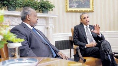 اوباما وجيلي