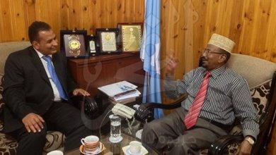 سفير الصومال