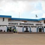 kismayo airport
