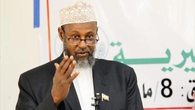وزير الاوقاف في ارض الصومال