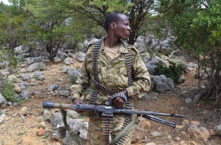 متمردون إسلاميون يقتلون ضابطي شرطة في هجوم بشمال الصومال