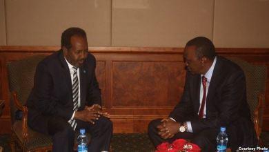 somaliya iyo kenya