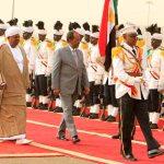 البشير-الصومال