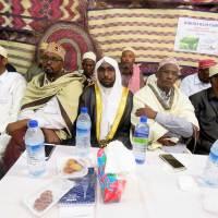 مؤتمر سلاطين الصومال في قرضو24 مايو2016