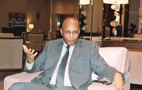"""الرئيس السابق لشرطة مقديشو في لقاء خاص لـ""""الأنباء"""" الكويتية : شيخ شريف الأكثر حظوظا في الانتخابات الرئاسية"""