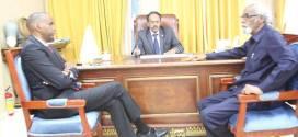 لقاء مغلق بين خيري وجواري … وتوقعات بإجراء تعديل على الحكومة الجديدة