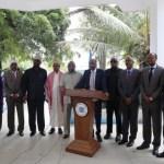 زعماء الصومال