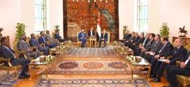 التعاون الإقتصادي بين الصومال ومصر