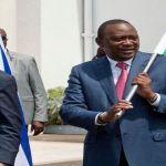 كينيا واسرائيل
