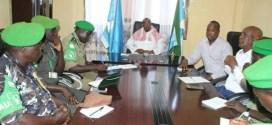 أميصوم تتعهد بتكثيف تدريب شرطة ولاية جوبا