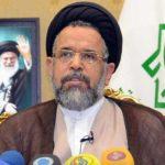 المستشار الأمني الإيراني