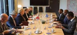 رئيسة وزراء النرويجية تؤكد استمرار دعم بلادها للصومال