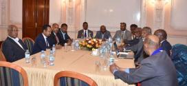 لقاء تاريخي بين إدارة الاقليم الصومالي الإثيوبي وجبهة (ONLF) في أسمرة