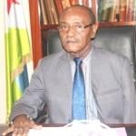 وزير الداخلية الجيبوتي