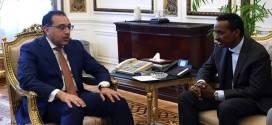 رئيس الوزراء المصري: نحن على أتم استعداد لتلبية احتياجات الحكومة الصومالية