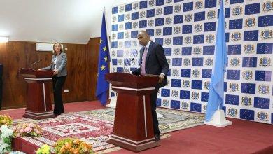 الصومال والاتحاد الأوروبي