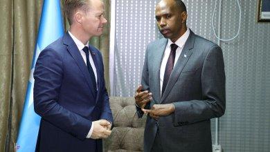 الصومال ودنمارك