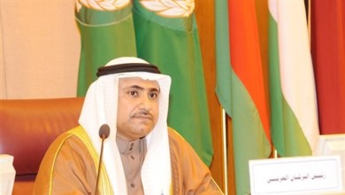 عادل العسومي رئيس البرلمان العربي