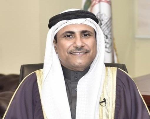 المعالي السيد عادل بن عبدالرحمن العسومي رئيس البرلمان العربي