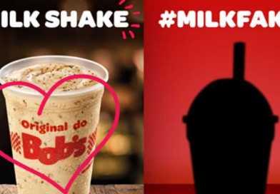 Milk shake de graça no Bob's durante toda esta quarta em Mogi e Suzano; saiba como garantir