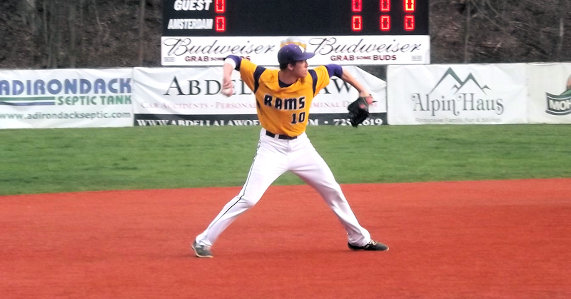 Rams baseball back in win column, defeat Johnstown