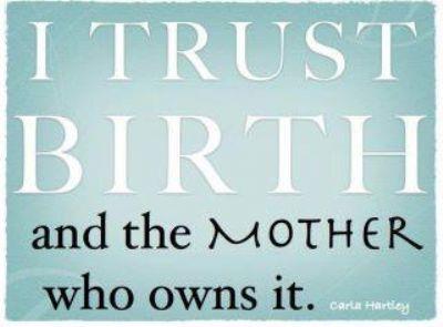 Kako promovirati varen in zdrav porod?