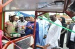 Impressive:Nigerian Manufactures Solar Powered Tricycle(Photos)