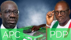 PDP Rejects Results Of Edo Governship Election