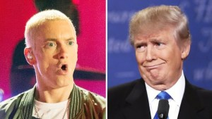 Eminem Drops A 7-minute Diss Track For Donald Trump Titled Campaign Speech(Listen)