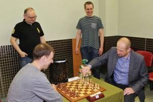 2. Prezydent inauguruje mecz Gniezno - Radviliskis a