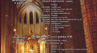 Koncert organowy_plakat