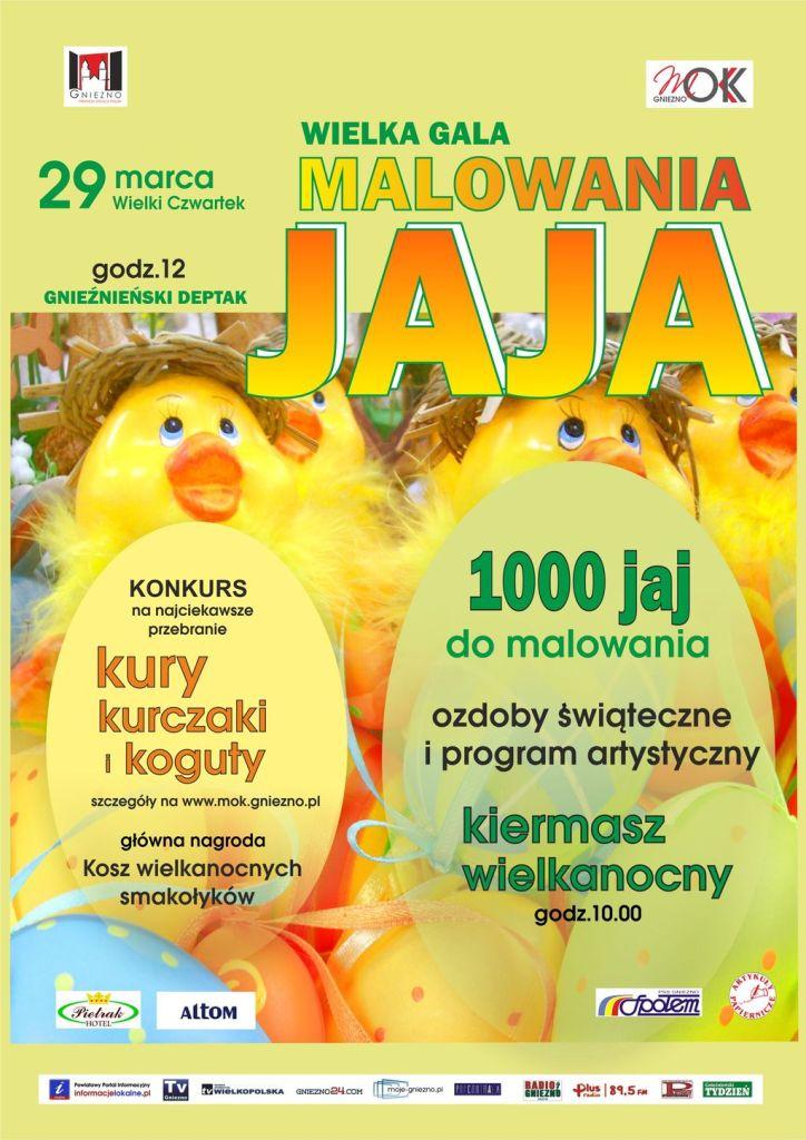 gala jaja 2018 plakat
