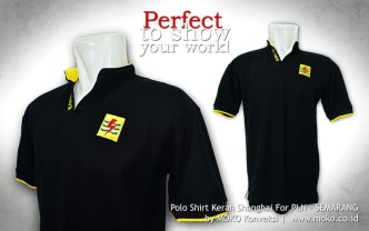 polo shirt pln