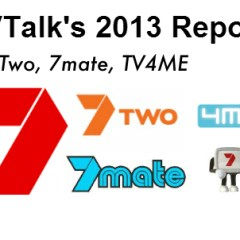 2013 Report Card – @Channel7, 7Two, 7mate & TV4ME