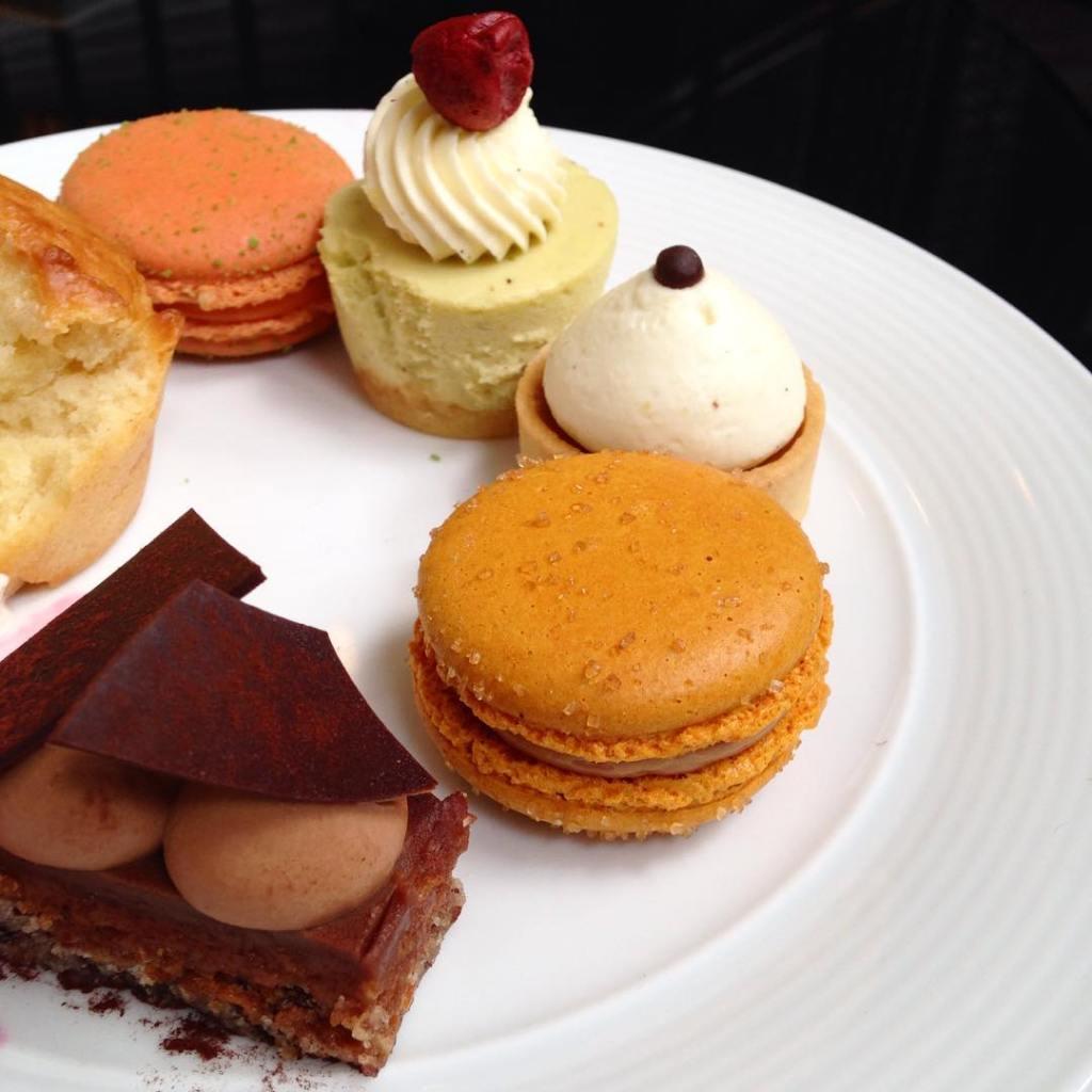 Nothing says Happy Birthday! like a High Tea dessert BUFFEThellip