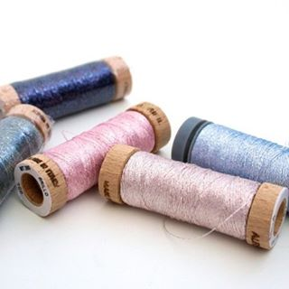 Some new glittery aurifilthread for sundaystash from msmidge! Cant gethellip