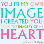 Image of My Heart Adoption Quote