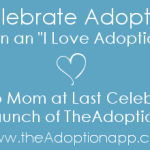 I Love Adoption Bracelet Contest