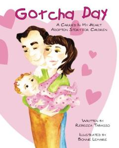Gotcha Day Adoption Book for Children