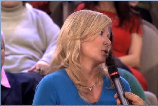 Sharon Simons Mom at Last on Dr Oz Show