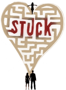 Stuck Adoption Logo
