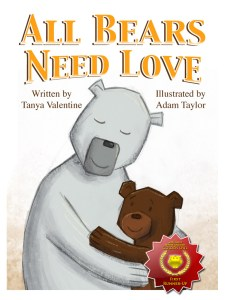 All Bears Need Love Adoption Book