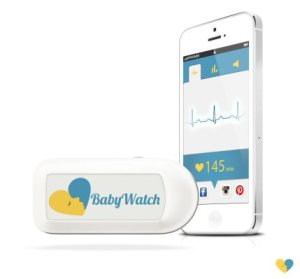 Babywatch Mobile App for iPhone