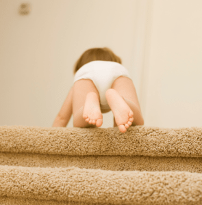 5 Tips for Protecting Your Crawling Baby