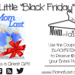 2nd Annual Little Black Friday Sale