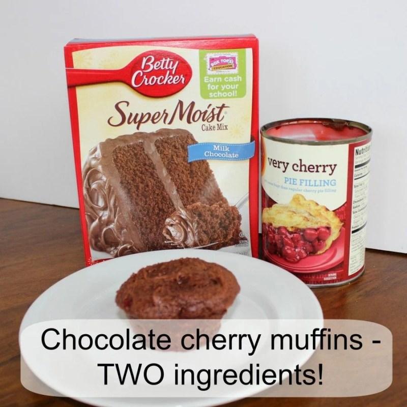 Large Of Chocolate Cherry Dump Cake