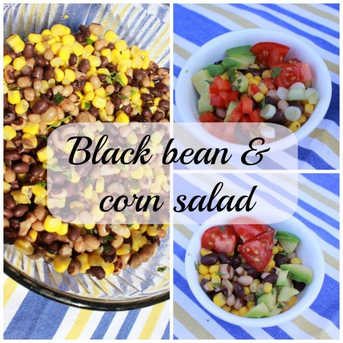 tacos corn and black bean salad southwestern black bean and corn salad ...