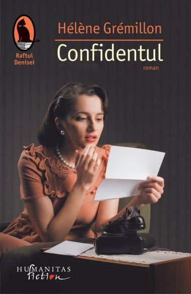Confidentul-coperta