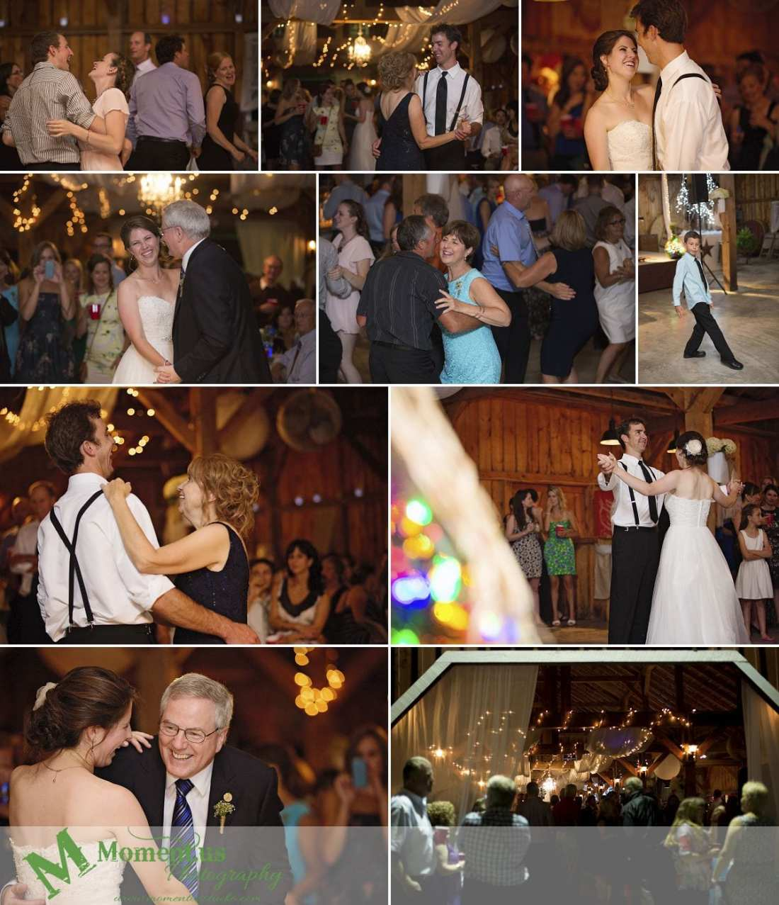 Williamstown Country Wedding - first dances