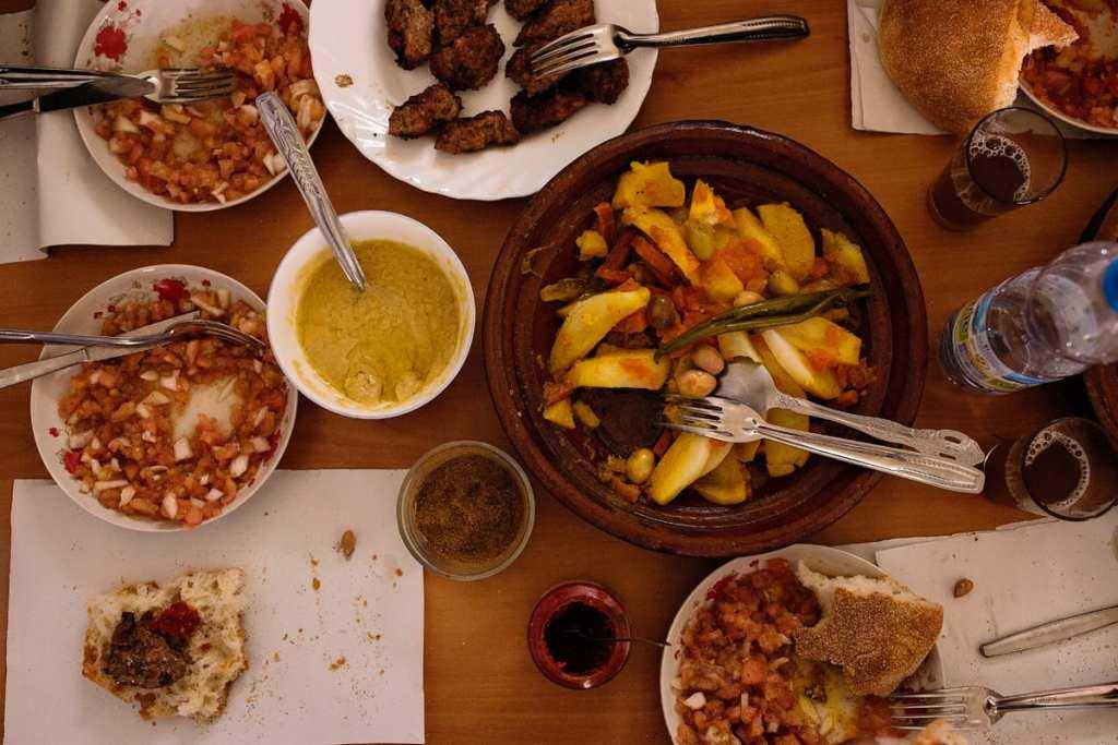 Wedding photographer in Morocco - Imlil feast